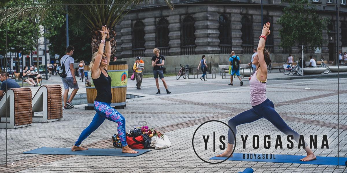 Yogasana Praktyka codzienna